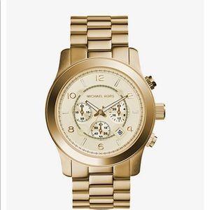 Michael Kors Gold Men's Watch